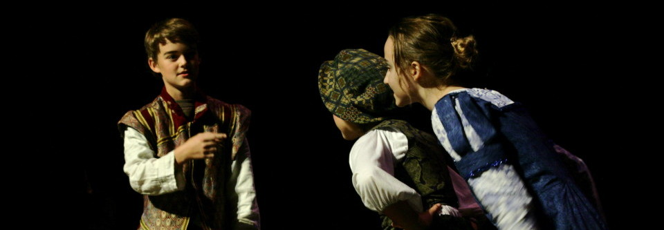 Kids Play Shakespeare: An Interview with Orlando from As You Like It