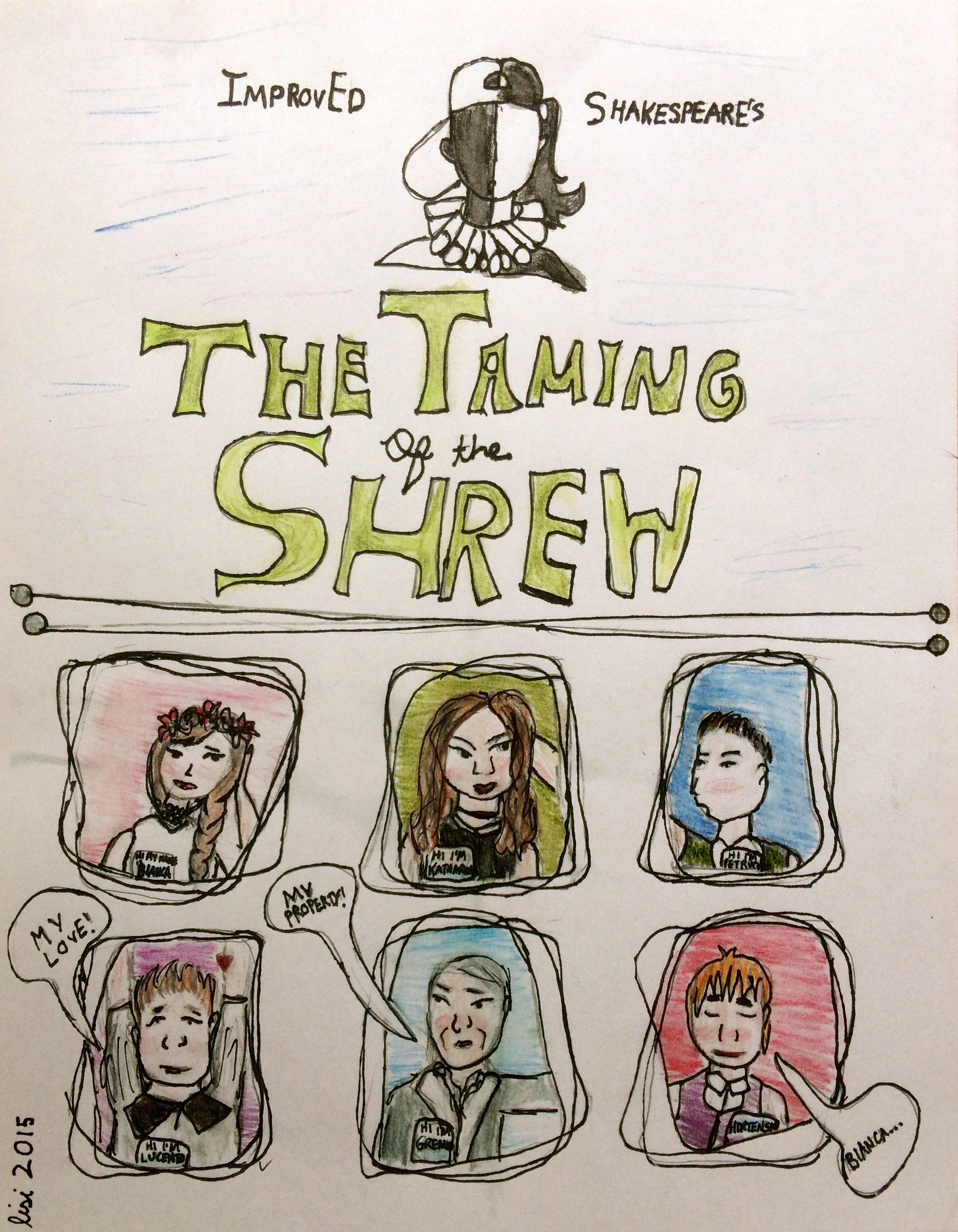 """Taming of the Shrew"" Spoilers!"