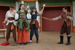 ImprovEd Shakespeare's Henry IV
