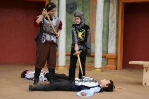 ImprovEd Shakespeare's Henry IV (1)