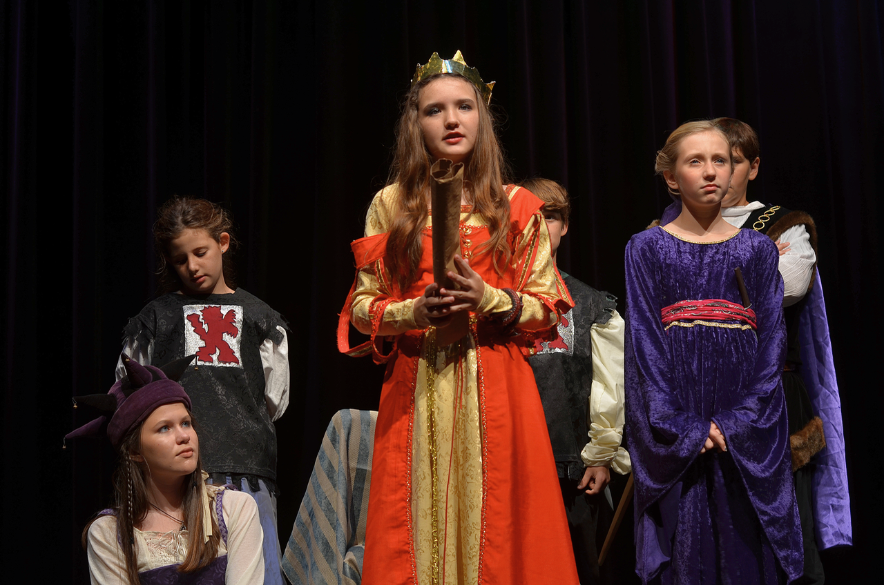 King Lear (Fall, 2012)