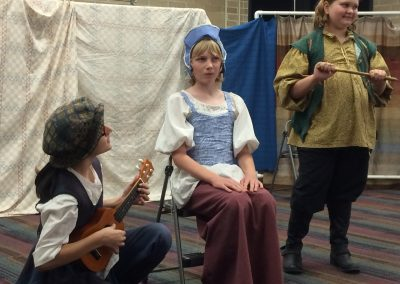 Taming of the Shrew: Mastery (Spring, 2015)